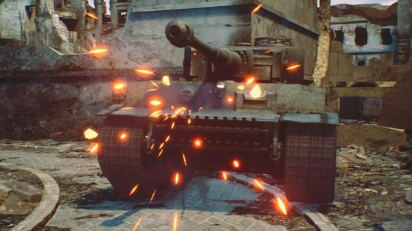 Screenshot of Strategic Mind: Blitzkrieg