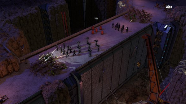 Скриншот №11 к Starship Troopers - Terran Command