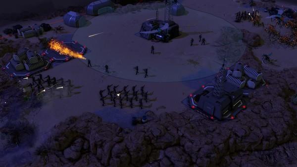 Скриншот №8 к Starship Troopers - Terran Command