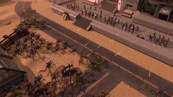 Скриншот №12 к Starship Troopers - Terran Command
