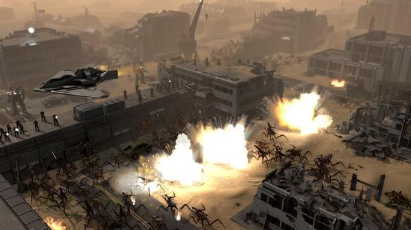 Скриншот №4 к Starship Troopers - Terran Command