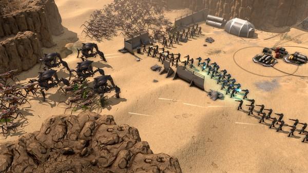 Скриншот №10 к Starship Troopers - Terran Command