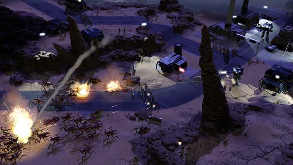 Скриншот №6 к Starship Troopers - Terran Command