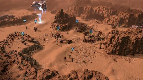 Скриншот №7 к Starship Troopers - Terran Command