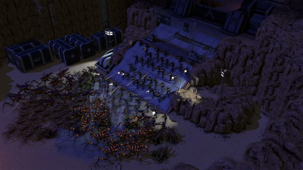 Скриншот №3 к Starship Troopers - Terran Command