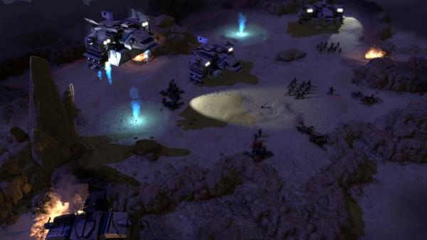Скриншот №5 к Starship Troopers - Terran Command