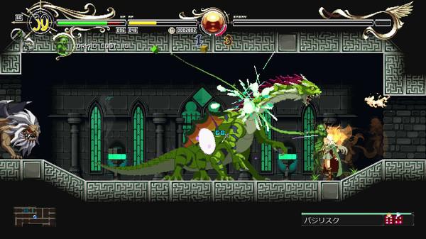 Скриншот №4 к Record of Lodoss War Deedlit in Wonder Labyrinth