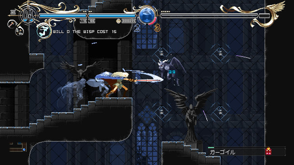 Скриншот №12 к Record of Lodoss War Deedlit in Wonder Labyrinth