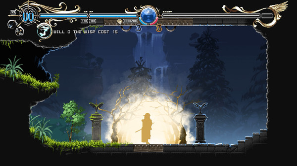 Скриншот №7 к Record of Lodoss War Deedlit in Wonder Labyrinth