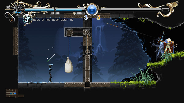 Скриншот №16 к Record of Lodoss War Deedlit in Wonder Labyrinth