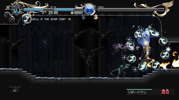 Скриншот №10 к Record of Lodoss War Deedlit in Wonder Labyrinth