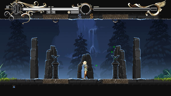 Скриншот №9 к Record of Lodoss War Deedlit in Wonder Labyrinth