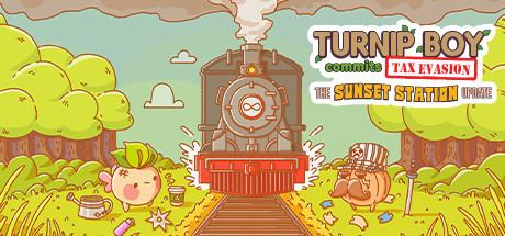 Turnip Boy Commits Tax Evasion Cover Image