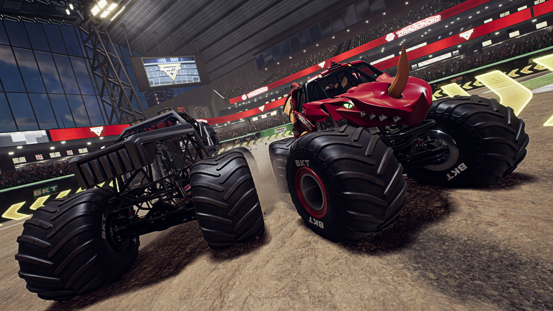 Monster Jam Steel Titans 2 skidrow