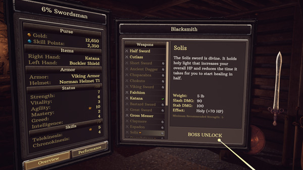 Скриншот №5 к Swordsman VR