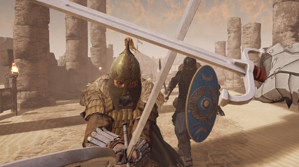 Скриншот №3 к Swordsman VR