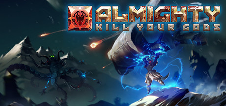 Almighty: Kill Your Gods Cover Image