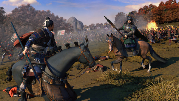 скриншот Total War: THREE KINGDOMS - A World Betrayed 1