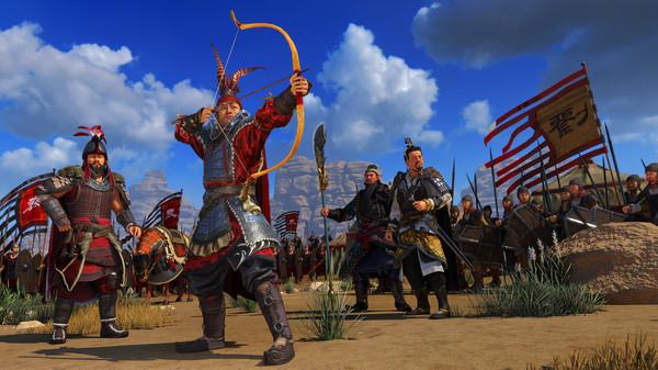 скриншот Total War: THREE KINGDOMS - A World Betrayed 3