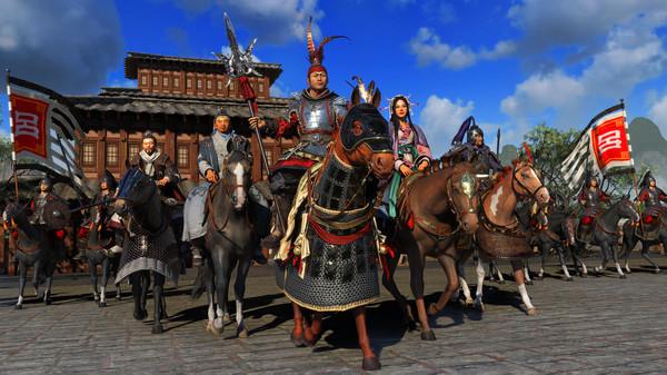 скриншот Total War: THREE KINGDOMS - A World Betrayed 0