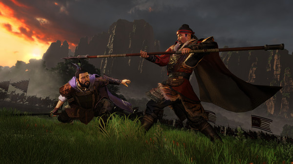 скриншот Total War: THREE KINGDOMS - A World Betrayed 2