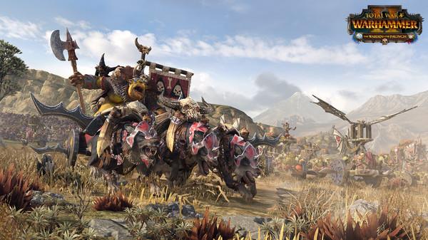 Скриншот №2 к Total War WARHAMMER II - The Warden  The Paunch