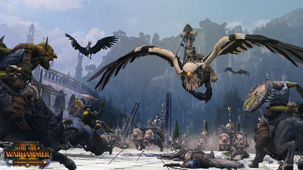Скриншот №4 к Total War WARHAMMER II - The Warden  The Paunch