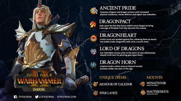 Скриншот №1 к Total War WARHAMMER II - Imrik