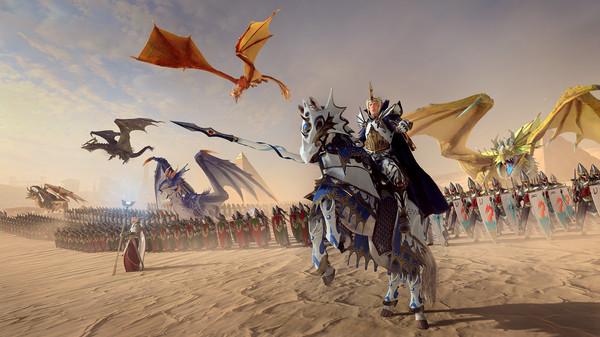 Скриншот №2 к Total War WARHAMMER II - Imrik