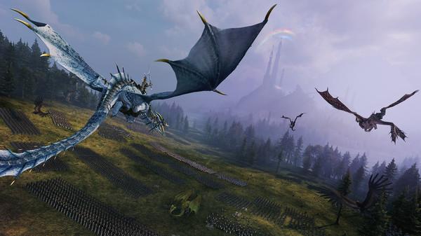 Скриншот №3 к Total War WARHAMMER II - Imrik