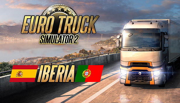 Euro Truck Simulator 2: Iberia PC Download