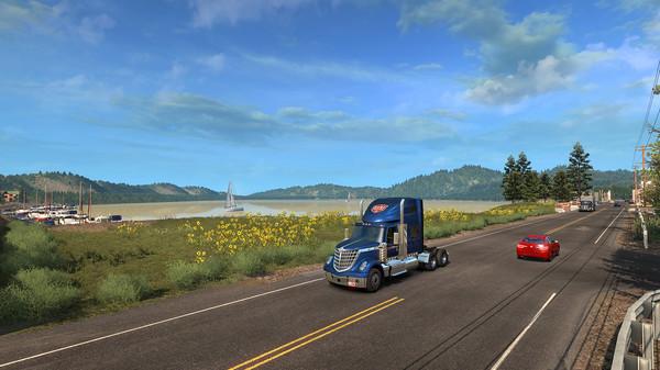 Скриншот №4 к American Truck Simulator - Idaho