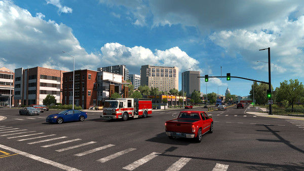 Скриншот №2 к American Truck Simulator - Idaho