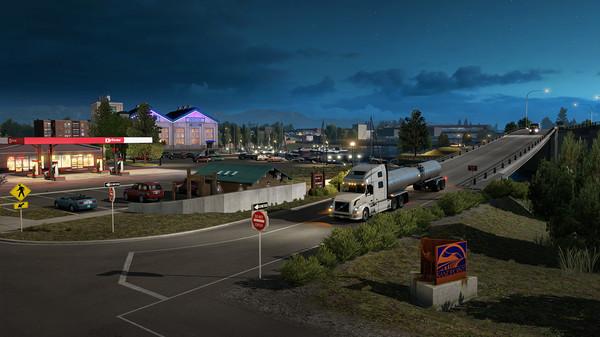 Скриншот №3 к American Truck Simulator - Idaho