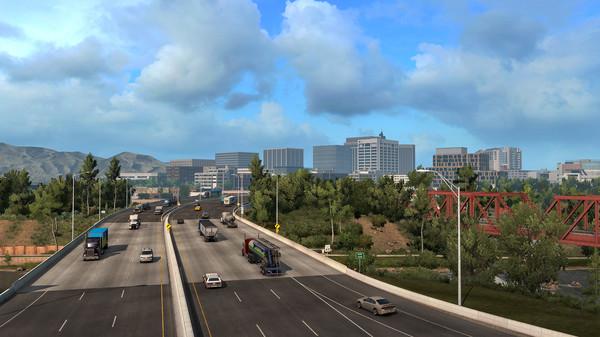 Скриншот №15 к American Truck Simulator - Idaho