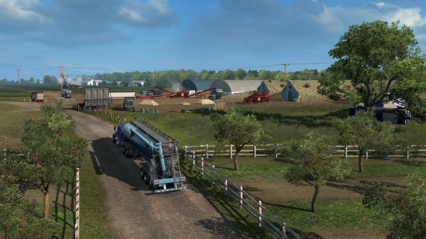 Скриншот №6 к American Truck Simulator - Idaho