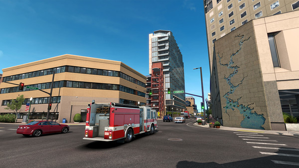 Скриншот №16 к American Truck Simulator - Idaho