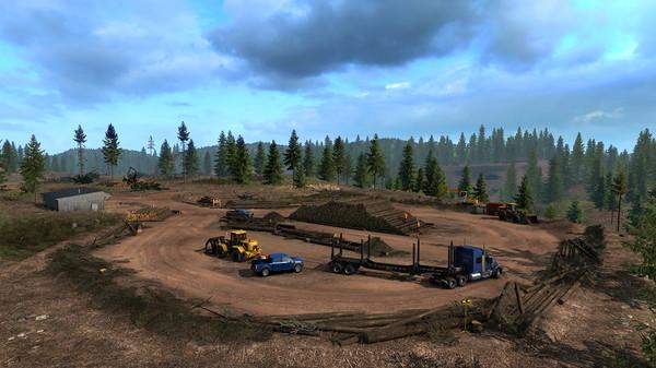 Скриншот №11 к American Truck Simulator - Idaho