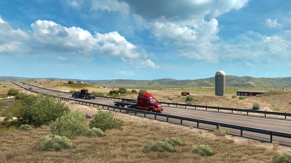 Скриншот №5 к American Truck Simulator - Idaho