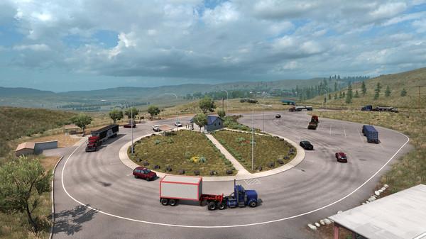 Скриншот №9 к American Truck Simulator - Idaho