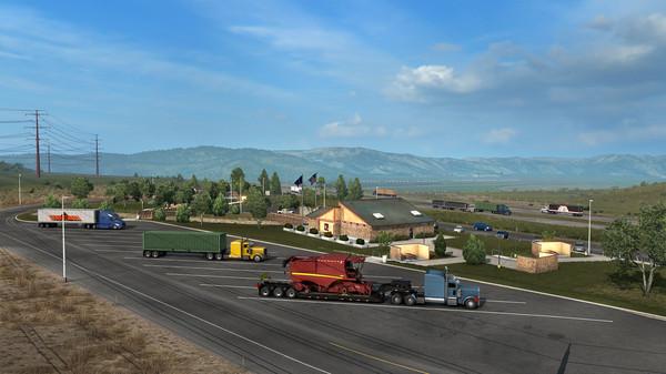 Скриншот №12 к American Truck Simulator - Idaho