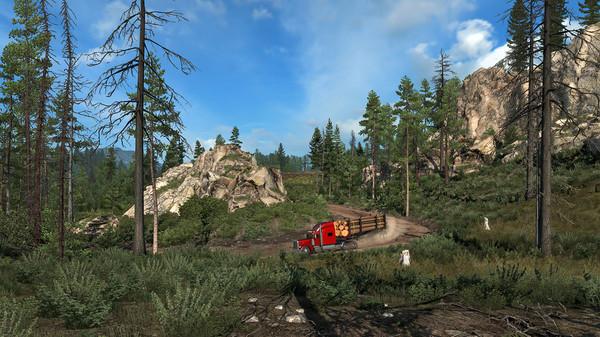 Скриншот №10 к American Truck Simulator - Idaho
