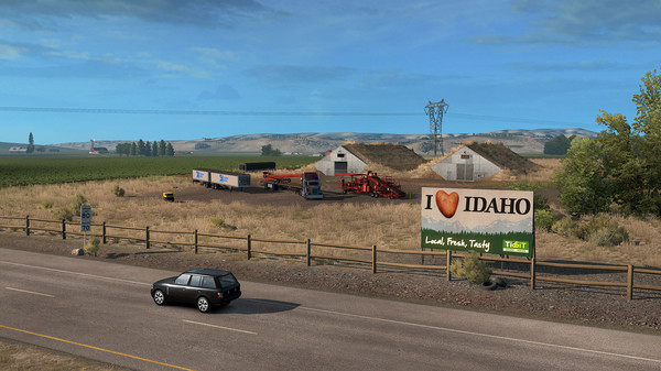 Скриншот №7 к American Truck Simulator - Idaho