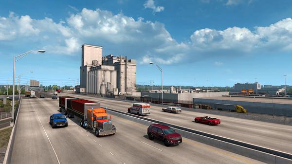 Скриншот №14 к American Truck Simulator - Colorado
