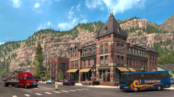 Скриншот №21 к American Truck Simulator - Colorado