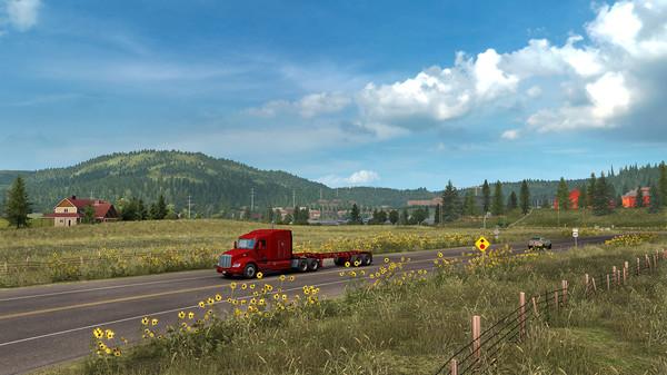Скриншот №9 к American Truck Simulator - Colorado
