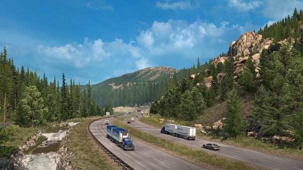 Скриншот №11 к American Truck Simulator - Colorado