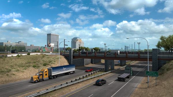 Скриншот №33 к American Truck Simulator - Colorado