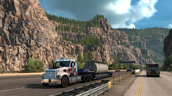 Скриншот №4 к American Truck Simulator - Colorado
