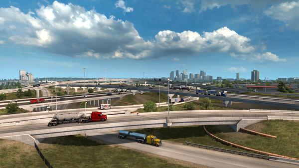 Скриншот №7 к American Truck Simulator - Colorado